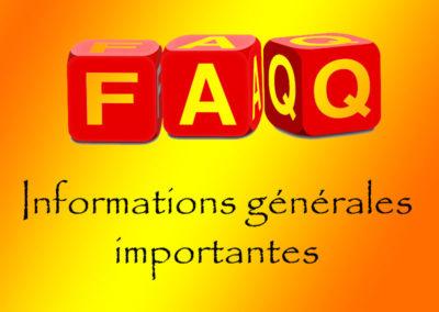 Formation continue : questions fréquentes